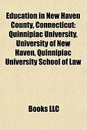 Education in New Haven County, Connecticut: Quinnipiac University