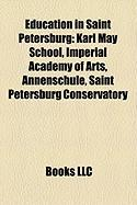 Education in Saint Petersburg: Karl May School