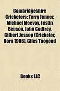 Cambridgeshire Cricketers: Terry Jenner
