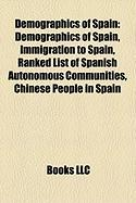 Demographics of Spain: Immigration to Spain