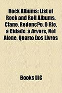 Rock Albums: List of Rock and Roll Albums