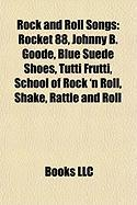 Rock and Roll Songs: Blue Suede Shoes