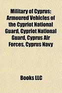 Military of Cyprus: Armoured Vehicles of the Cypriot National Guard