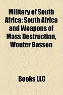 Military of South Africa: South Africa and Weapons of Mass Destruction