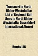 Transport in North Rhine-Westphalia: List of Regional Rail Lines in North Rhine-Westphalia