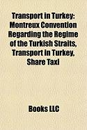 Transport in Turkey: Share Taxi