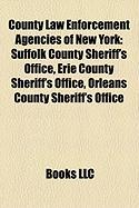 County Law Enforcement Agencies of New York: Suffolk County Sheriff's Office