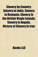 Slavery by Country: Slavery in India