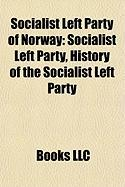 Socialist Left Party of Norway: Socialist Left Party