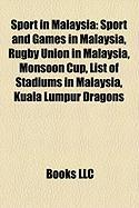 Sport in Malaysia: Sport and Games in Malaysia