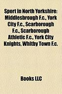 Sport in North Yorkshire: Middlesbrough F.C.