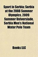 Sport in Serbia: Serbia at the 2008 Summer Olympics