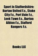 Sport in Staffordshire: Stoke City F.C.