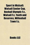 Sport in Walsall: Walsall Senior Cup