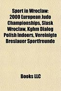 Sport in Wroc?aw: 2000 European Judo Championships