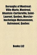 Boroughs of Montreal: Ville-Marie, Montreal