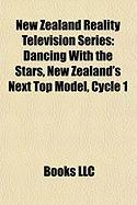New Zealand Reality Television Series: Dancing with the Stars, New Zealand's Next Top Model, Cycle 1