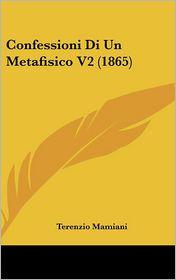 Confessioni Di Un Metafisico V2 (1865)
