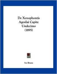 de Xenophontis Agesilai Capite Undecimo (1895)