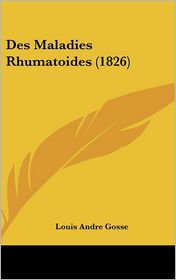 Des Maladies Rhumatoides (1826)