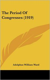 The Period of Congresses (1919)