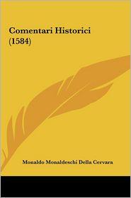 Comentari Historici (1584)