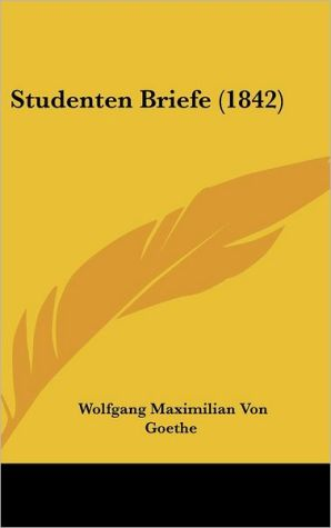 Studenten Briefe (1842)