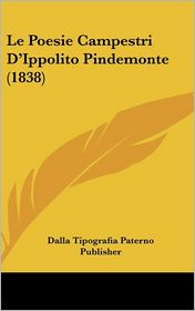 Le Poesie Campestri D'Ippolito Pindemonte (1838)