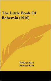 The Little Book of Bohemia (1910)