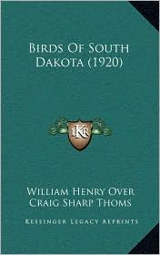 Birds of South Dakota (1920)