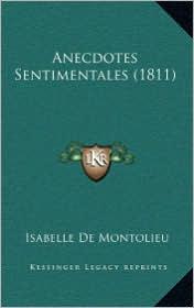 Anecdotes Sentimentales (1811)