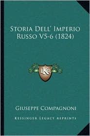 Storia Dell' Imperio Russo V5-6 (1824)