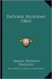 Pastoral Relations (1862)