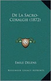 de La Sacro-Coxalgie (1872)