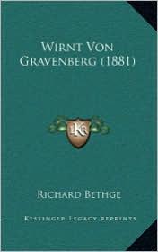 Wirnt Von Gravenberg (1881)