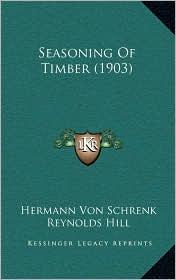 Seasoning of Timber (1903)