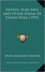 Sixteen Dead Men and Other Poems of Easter Week (1919)