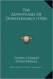 The Adventures of Dunsterforce (1920)