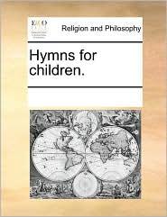 Hymns for Children.