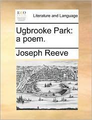 Ugbrooke Park: A Poem.