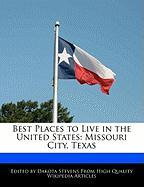 Best Places to Live in the United States: Missouri City, Texas