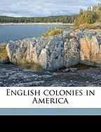 English Colonies in America