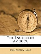 The English in America