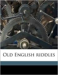 Old English Riddles