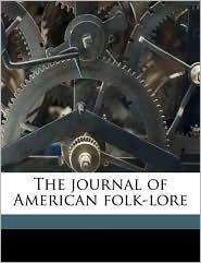 The Journal of American Folk-Lore