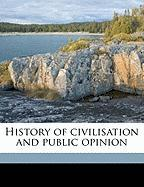 History of Civilisation and Public Opinion