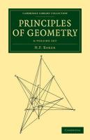 Principles of Geometry 6 Volume Paperback Set