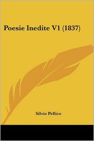 Poesie Inedite V1 (1837)
