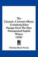 The Carcanet, a Literary Album: Containing Select Passages from the Most Distinguished English Writers (1828)