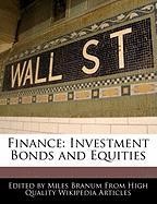 Finance: Investment Bonds and Equities